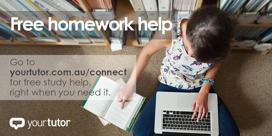 Free homework helper
