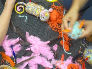 School holiday activity - Wild woven tales workshop @ Margaret River Library