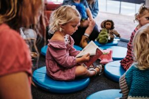 Toddler Tales at Augusta Library @ Augusta Library