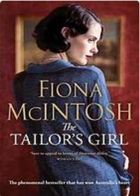The taylor's girl by Fiona McIntosh, dyslexic books.