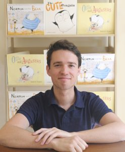 Book Illustration Workshop with Gabriel Evans @ Augusta Library