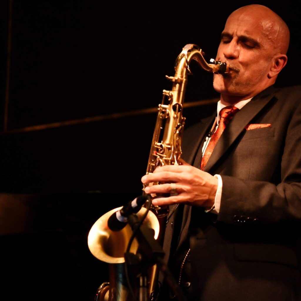 Jazz performance by Serge Le Goueff @ Margaret River Library