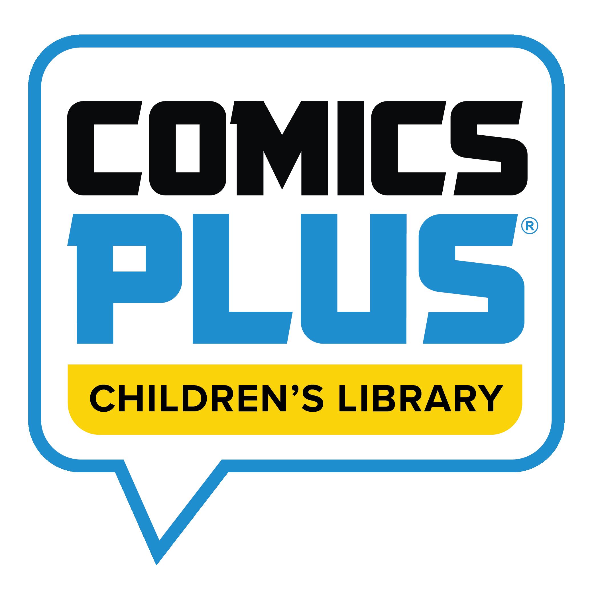 Comic plus children's library